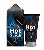 Hot gel rum