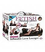 MÁQUINA ERÓTICA  FANTASY SERIES INFLATABLE  LOVE LOUNGER