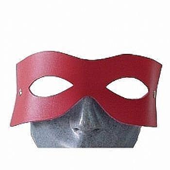 mascara de couro masculina