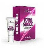 Lubrificante total shock  - gel eletrizante