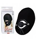 MÁSCARA COM MORDAÇA - ULTIMATE BONDAGE SEDUCTIVE FACE MASK